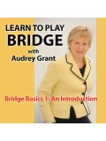 Learn to Play Bridge with Audrey Grant – Bridge Basics 1: An Introduction CD