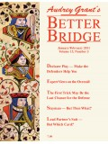 Better Bridge Magazine: Annual Subscription (6 issues)