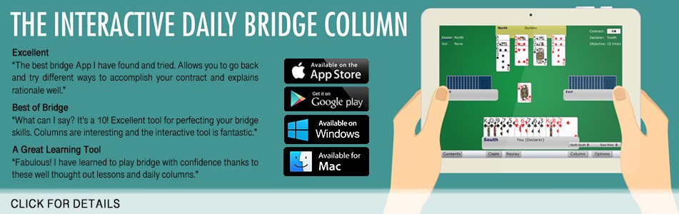 Daily Bridge Column