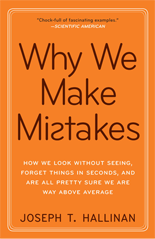 Book Review Why We Make Mistakes